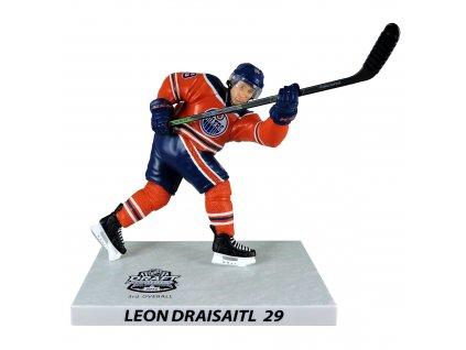 Figurka Edmonton Oilers Leon Draisaitl #29 DRAFT Imports Dragon Player Replica