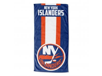 Plážová osuška New York Islanders Northwest Zone Read