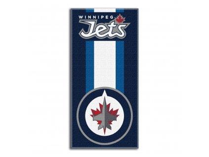 Plážová osuška Winnipeg Jets Northwest Zone Read