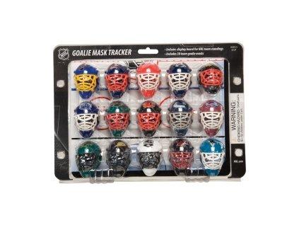 Zberateľské Minimasky NHL Franklin