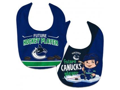 Podbradník Vancouver Canucks WinCraft Future Hockey Player 2 Pack