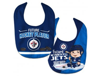 Podbradník Winnipeg Jets WinCraft Future Hockey Player 2 Pack