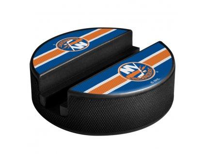 Držiak na telefón New York Islanders Puck Media Holder
