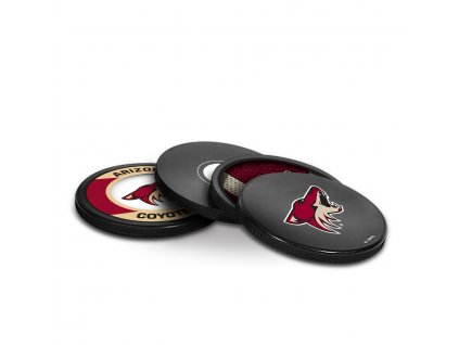 Puk Arizona Coyotes NHL Coaster