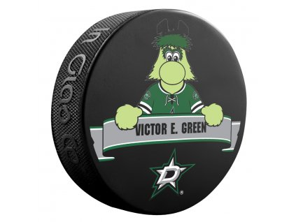Puk Dallas Stars NHL Mascot