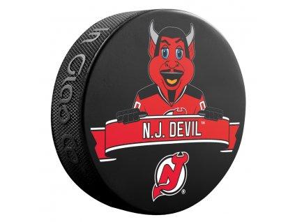 Puk New Jersey Devils NHL Mascot