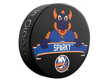 Puk New York Islanders NHL Mascot