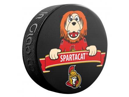 Puk Ottawa Senators NHL Mascot