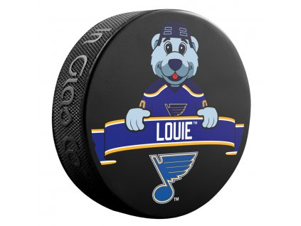 Puk St. Louis Blues NHL Mascot