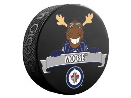 Puk Winnipeg Jets NHL Mascot