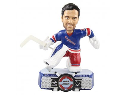 Figúrka New York Rangers Henrik Lundqvist #30 Stadium Lights Bobblehead