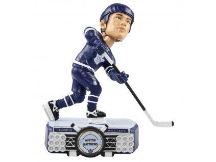 Figúrka Toronto Maple Leafs Auston Matthews #34 Stadium Lights Bobblehead