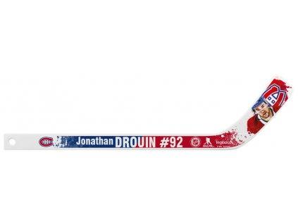 Plastová Minihokejka Montréal Canadiens Jonathan Drouin #92 NHLPA Player