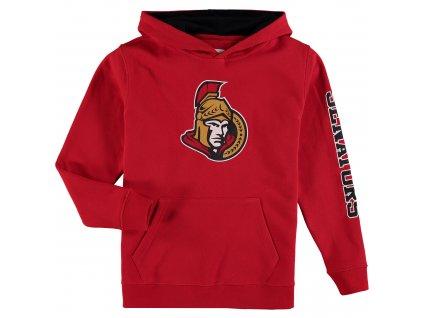 Detská mikina Ottawa Senators NHL Zone Fleece
