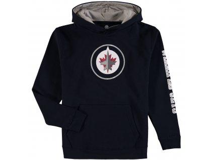 Detská mikina Winnipeg Jets NHL Zone Fleece