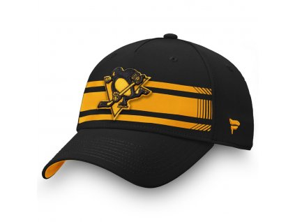 Šiltovka Pittsburgh Penguins Iconic Stripe Speed Flex