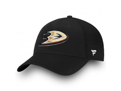 Šiltovka Anaheim Ducks Elevated Core Trucker