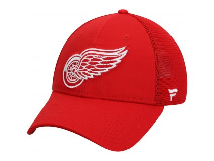 Šiltovka Detroit Red Wings Elevated Core Trucker