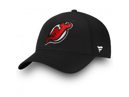 Šiltovka New Jersey Devils Elevated Core Trucker