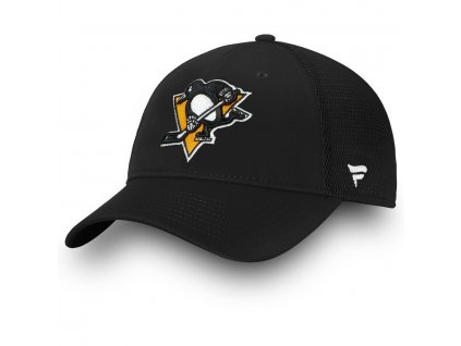 Šiltovka Pittsburgh Penguins Elevated Core Trucker