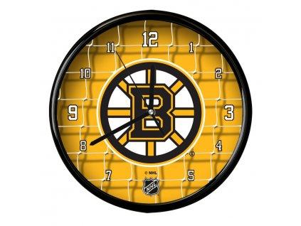 Nástenné Hodiny Boston Bruins Team Net Clock