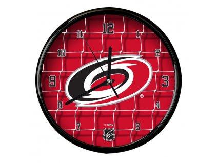 Nástenné Hodiny Carolina Hurricanes Team Net Clock