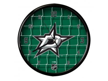 Nástenné Hodiny Dallas Stars Team Net Clock