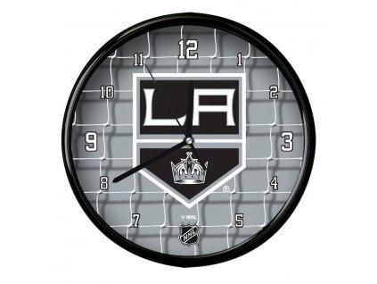 Nástenné Hodiny Los Angeles Kings Team Net Clock