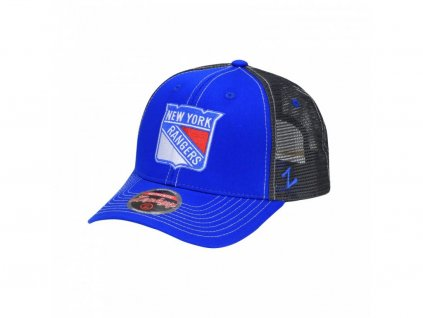 62ecb3943 Šiltovka New York Rangers NHL Staple Trucker