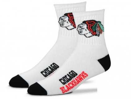 Ponožky Chicago Blackhawks Quarter-Length Socks