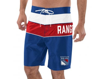 Plavky New York Rangers G-III Sports by Carl Banks All-Star Swim Trunks