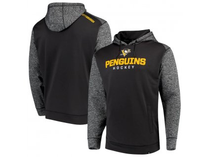 Mikina Pittsburgh Penguins Static Fleece Pullover Hoodie