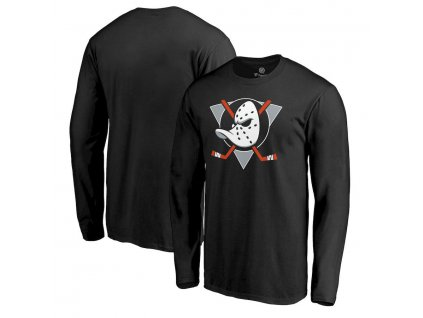 Tričko Anaheim Ducks Team Alternate Long Sleeve