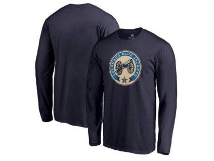 Tričko Columbus Blue Jackets Team Alternate Long Sleeve