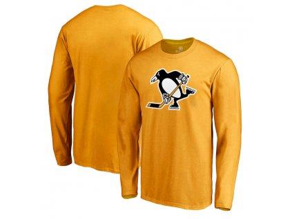 Tričko Pittsburgh Penguins Team Alternate Long Sleeve
