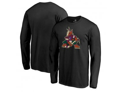 Detské Tričko Arizona Coyotes Team Alternate Long Sleeve