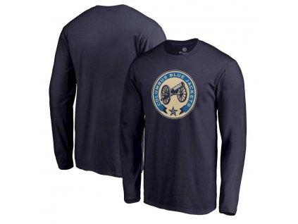 Detské Tričko Columbus Blue Jackets Team Alternate Long Sleeve