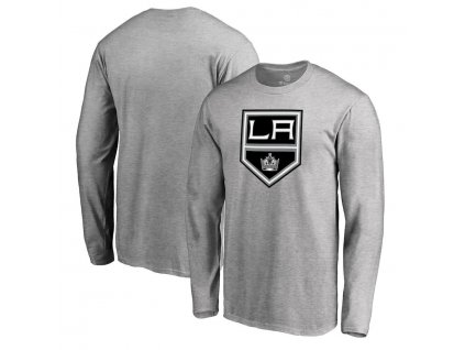 Detské Tričko Los Angeles Kings Team Alternate Long Sleeve