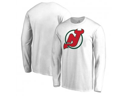 Detské Tričko New Jersey Devils Team Alternate Long Sleeve