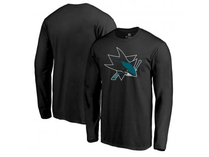 Detské Tričko San Jose Sharks Team Alternate Long Sleeve