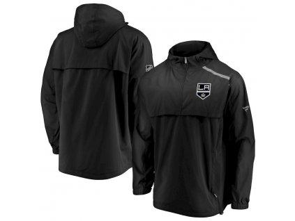 Bunda Los Angeles Kings Authentic Pro Rinkside Anorak 1/4-Zip