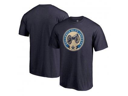 Tričko Columbus Blue Jackets Team Alternate Logo