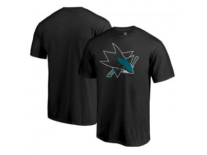 Tričko San Jose Sharks Team Alternate Logo