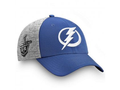 Šiltovka Tampa Bay Lightning 2019 Stanley Cup Playoffs Bound Flex