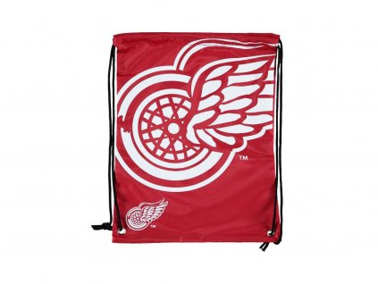 31075 nhl vak detroit red wings retro drawstring