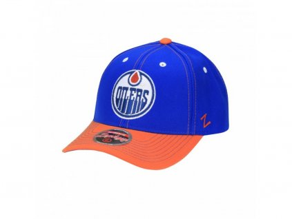 Šiltovka Edmonton Oilers NHL Staple Adjustable