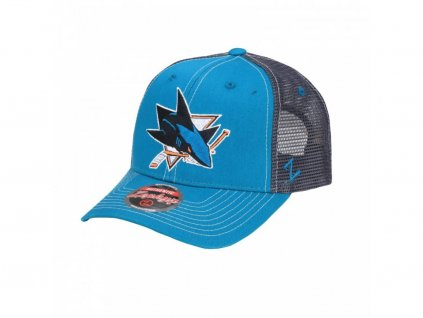 Šiltovka San Jose Sharks NHL Staple Trucker