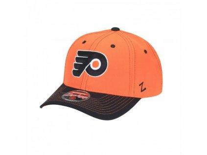 Šiltovka Philadelphia Flyers NHL Staple Adjustable