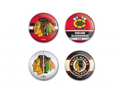 Odznak Chicago Blackhawks WinCraft