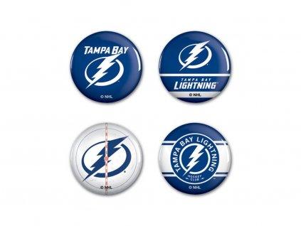 Odznak Tampa Bay Lightning WinCraft